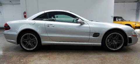 2005 Mercedes-Benz SL-Class for sale at Milpas Motors Auto Gallery in Ventura CA