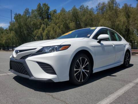 2019 Toyota Camry for sale at ALL CREDIT AUTO SALES in San Jose CA