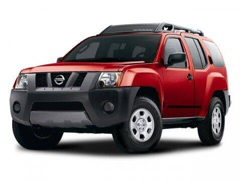 2008 Nissan Xterra for sale at J T Auto Group in Sanford NC