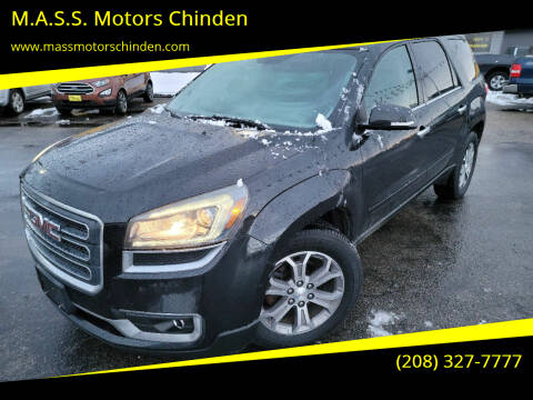 2013 GMC Acadia for sale at M.A.S.S. Motors Chinden in Garden City ID