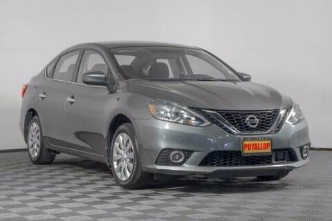 2018 Nissan Sentra for sale at Chevrolet Buick GMC of Puyallup in Puyallup WA