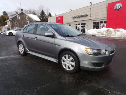 2013 Mitsubishi Lancer for sale at Jeff D'Ambrosio Auto Group in Downingtown PA