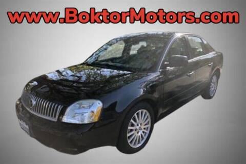 2005 Mercury Montego for sale at Boktor Motors in North Hollywood CA