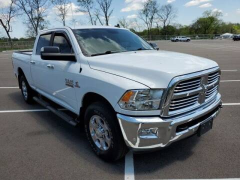 2018 RAM Ram Pickup 2500 for sale at CON ALVARO ¡TODOS CALIFICAN!™ in Columbia TN