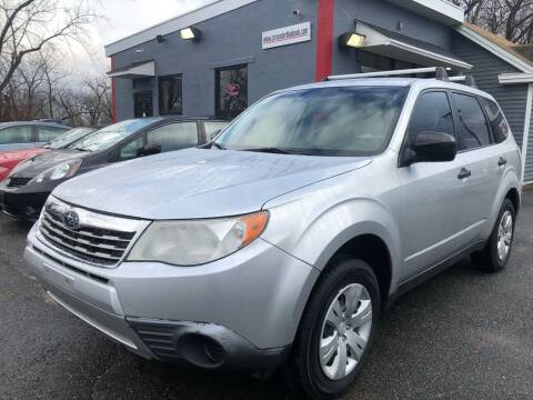 2010 Subaru Forester for sale at Auto Kraft in Agawam MA