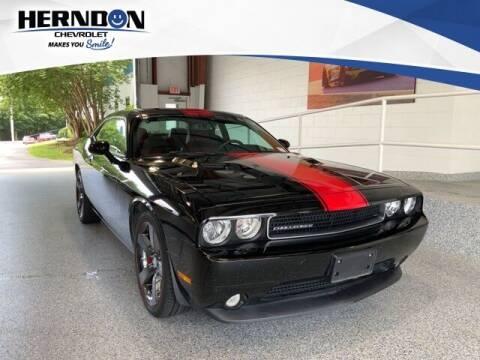2012 Dodge Challenger for sale at Herndon Chevrolet in Lexington SC