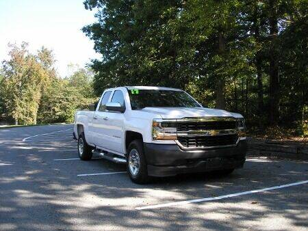 2017 Chevrolet Silverado 1500 4x4 Work Truck 4dr Double Cab 6.5 ft. SB - High Point NC