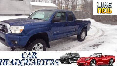 2015 Toyota Tacoma for sale at CAR  HEADQUARTERS in New Windsor NY
