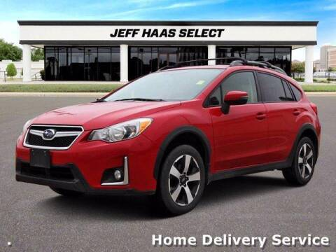 2017 Subaru Crosstrek for sale at JEFF HAAS MAZDA in Houston TX