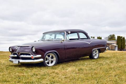 1955 Dodge Coronet for sale at Hooked On Classics in Watertown MN