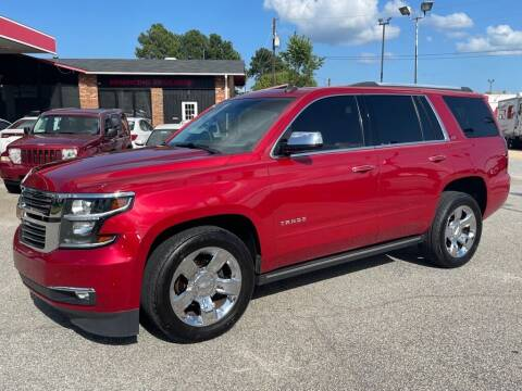 2015 Chevrolet Tahoe for sale at Modern Automotive in Boiling Springs SC