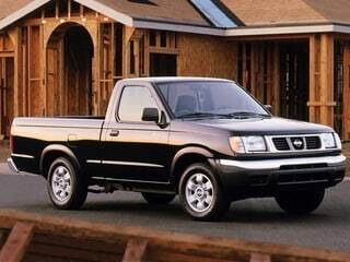1999 Nissan Frontier for sale at Winchester Mitsubishi in Winchester VA