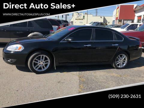 2012 Chevrolet Impala for sale at Direct Auto Sales+ in Spokane Valley WA