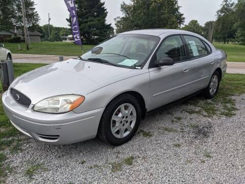 2007 Ford Taurus for sale at AUTO PROS SALES AND SERVICE in Belleville IL