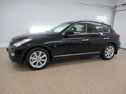 2014 Infiniti QX50 for sale at HTS Auto Sales in Hudsonville MI