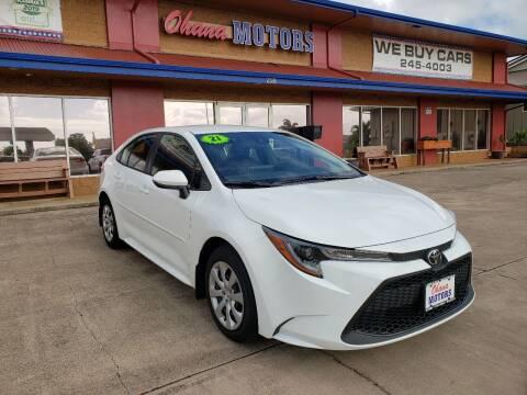 2021 Toyota Corolla for sale at Ohana Motors in Lihue HI