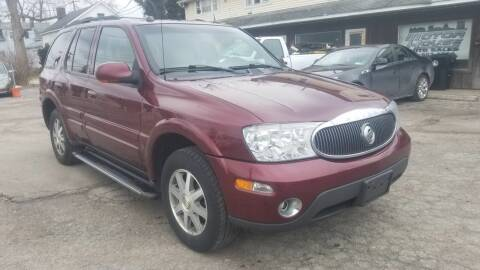 2005 Buick Rainier for sale at Motor House in Alden NY