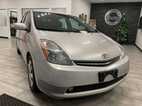 2009 Toyota Prius for sale at Evolution Autos in Whiteland IN