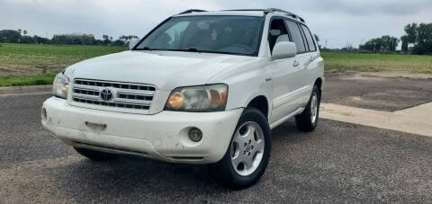 2006 Toyota Highlander for sale at BAC Motors in Weslaco TX