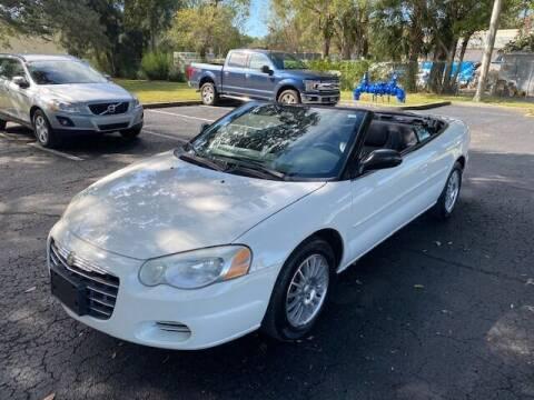 2005 Chrysler Sebring for sale at Florida Prestige Collection in St Petersburg FL