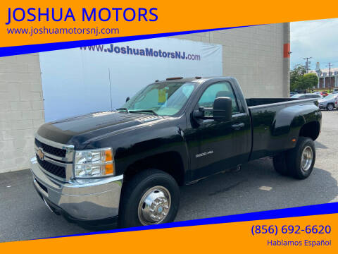 2013 Chevrolet Silverado 3500HD for sale at JOSHUA MOTORS in Vineland NJ