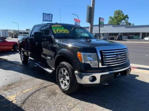 2012 Ford F-150 for sale at JBA Auto Sales Inc in Stone Park IL