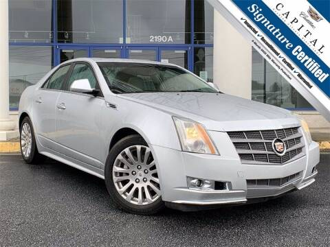 2010 Cadillac CTS for sale at Capital Cadillac of Atlanta in Smyrna GA