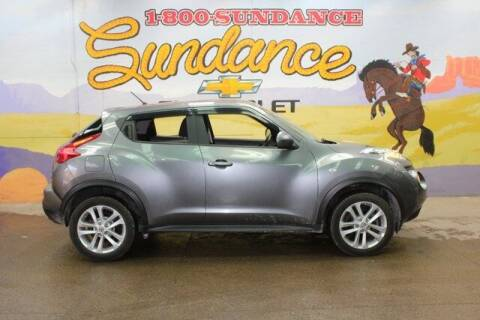 2014 Nissan JUKE for sale at Sundance Chevrolet in Grand Ledge MI
