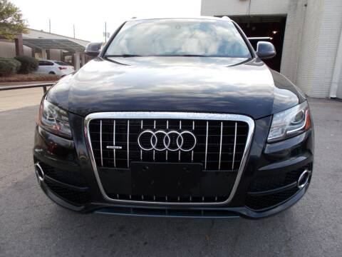 2012 Audi Q5 for sale at ACH AutoHaus in Dallas TX
