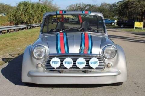 1976 Austin Mini for sale at Classic Car Deals in Cadillac MI