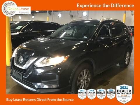 2020 Nissan Rogue for sale at Dallas Auto Finance in Dallas TX