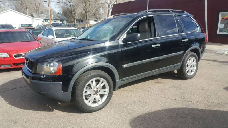 2004 Volvo XC90 for sale at B Quality Auto Check in Englewood CO