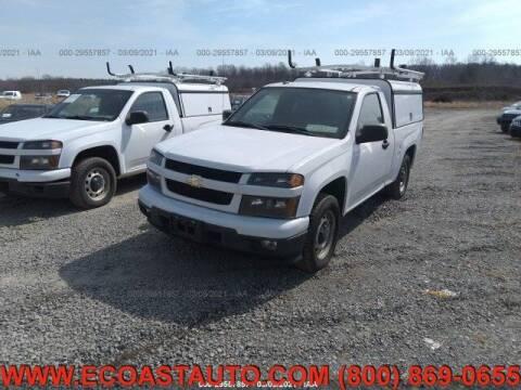 2012 Chevrolet Colorado for sale at East Coast Auto Source Inc. in Bedford VA