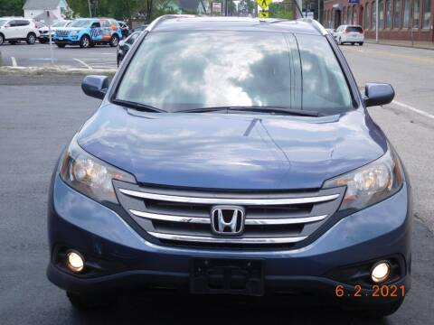 2012 Honda CR-V for sale at Southbridge Street Auto Sales in Worcester MA