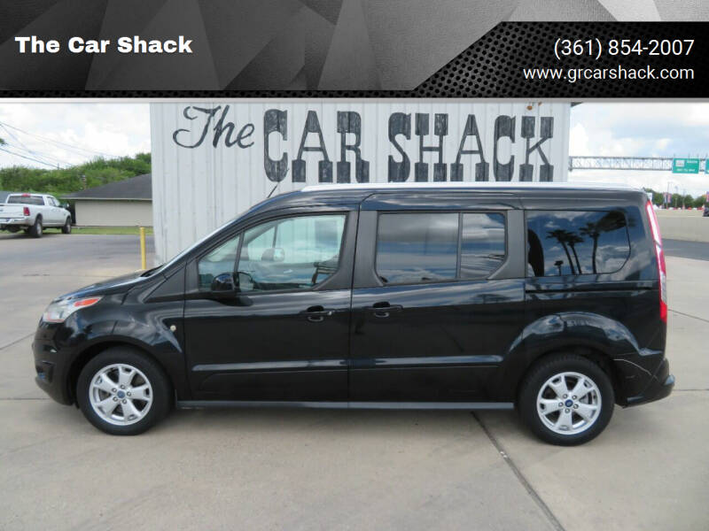 2015 Ford Transit Connect Wagon for sale at The Car Shack in Corpus Christi TX