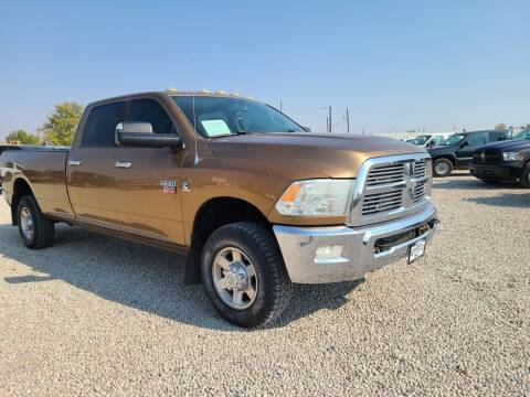 2011 RAM Ram Pickup 2500 for sale at BERKENKOTTER MOTORS in Brighton CO