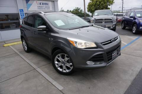 2014 Ford Escape for sale at Industry Motors in Sacramento CA