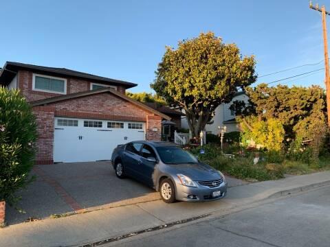 2011 Nissan Altima Hybrid for sale at Blue Eagle Motors in Fremont CA