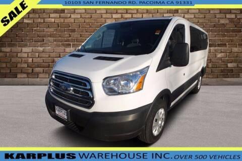 2019 Ford Transit Passenger for sale at Karplus Warehouse in Pacoima CA