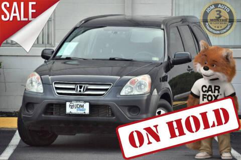 2006 Honda CR-V for sale at JDM Auto in Fredericksburg VA
