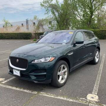 2018 Jaguar F-PACE for sale at Coast to Coast Imports in Fishers IN
