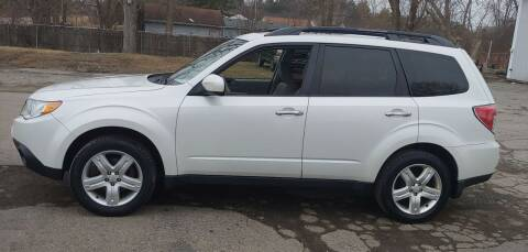 2010 Subaru Forester for sale at Superior Motors in Mount Morris MI
