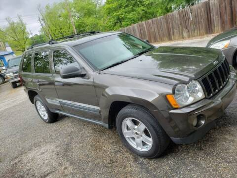 2005 Jeep Grand Cherokee for sale at Best 4 Less Auto Center in Opelika AL