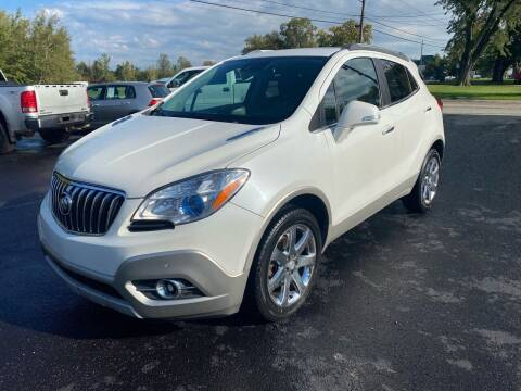 2014 Buick Encore for sale at Erie Shores Car Connection in Ashtabula OH