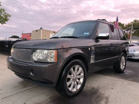 2006 Land Rover Range Rover for sale at Crestwood Auto Center in Richmond VA