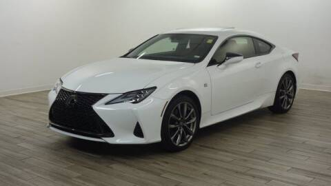 2019 Lexus RC 300 for sale at TRAVERS GMT AUTO SALES - Traver GMT Auto Sales West in O Fallon MO