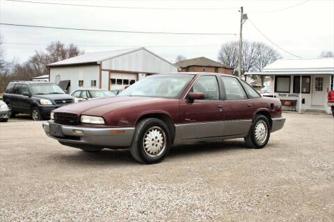 1996 Buick Regal for sale at WINEGARDNER AUTOMOTIVE LLC in New Lexington OH