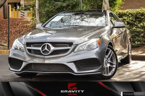 2017 Mercedes-Benz E-Class for sale at Gravity Autos Atlanta in Atlanta GA