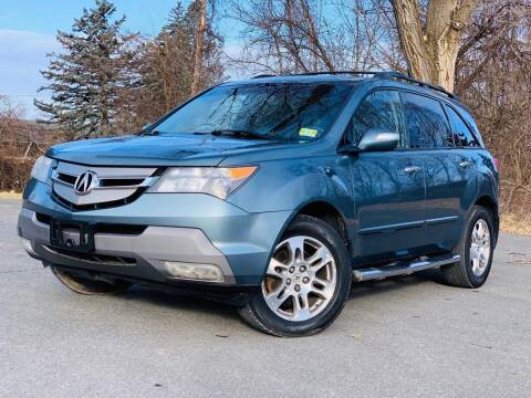 2007 Acura MDX for sale at Y&H Auto Planet in West Sand Lake NY