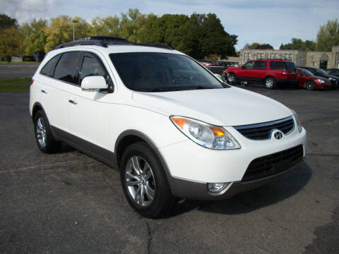 2012 Hyundai Veracruz for sale at USED CAR FACTORY in Janesville WI